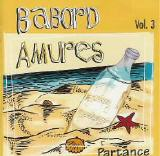 "Jacquette du CD simple ""Partance"", du groupe de chants de marins BABORD AMURES"